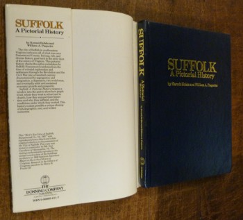 Image for Suffolk: A Pictorial History  (signed copy)