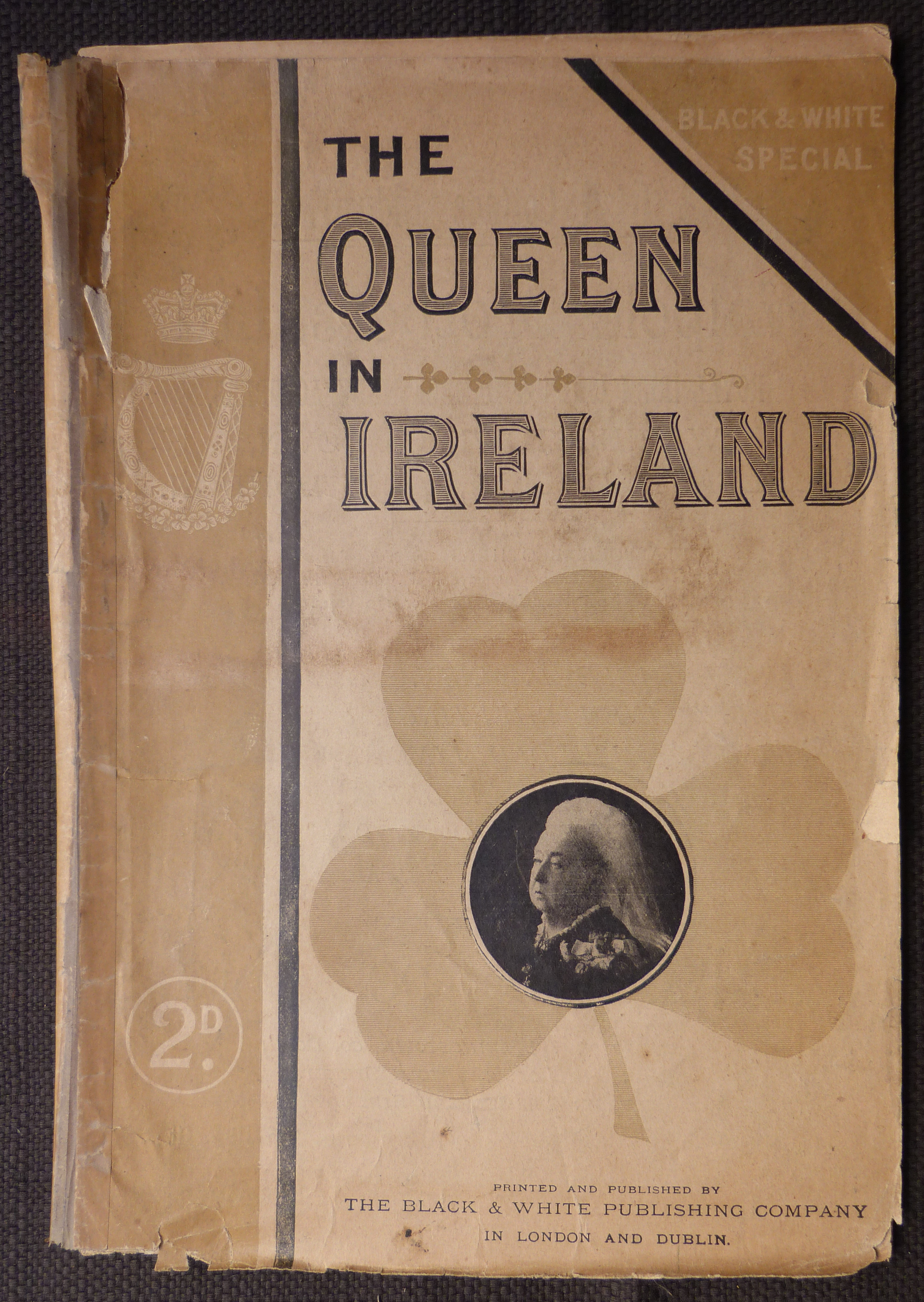 Image for The Queen in Ireland