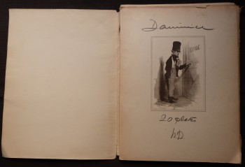 Image for Daumier 20 Plates