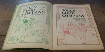 Image for Jolly Good Company   A Children's Toybook