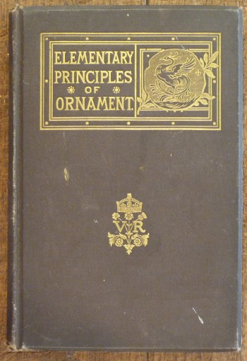 Image for Elementary Principles of Ornament