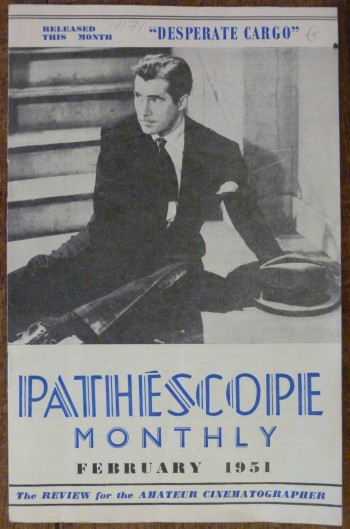 Image for Pathescope Monthly Fedruary 1951 The Review for the Amateur Cinematographer
