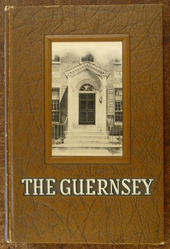 Image for The Guernsey A Portrayal of the Advancement of Guernsey Cattle in America