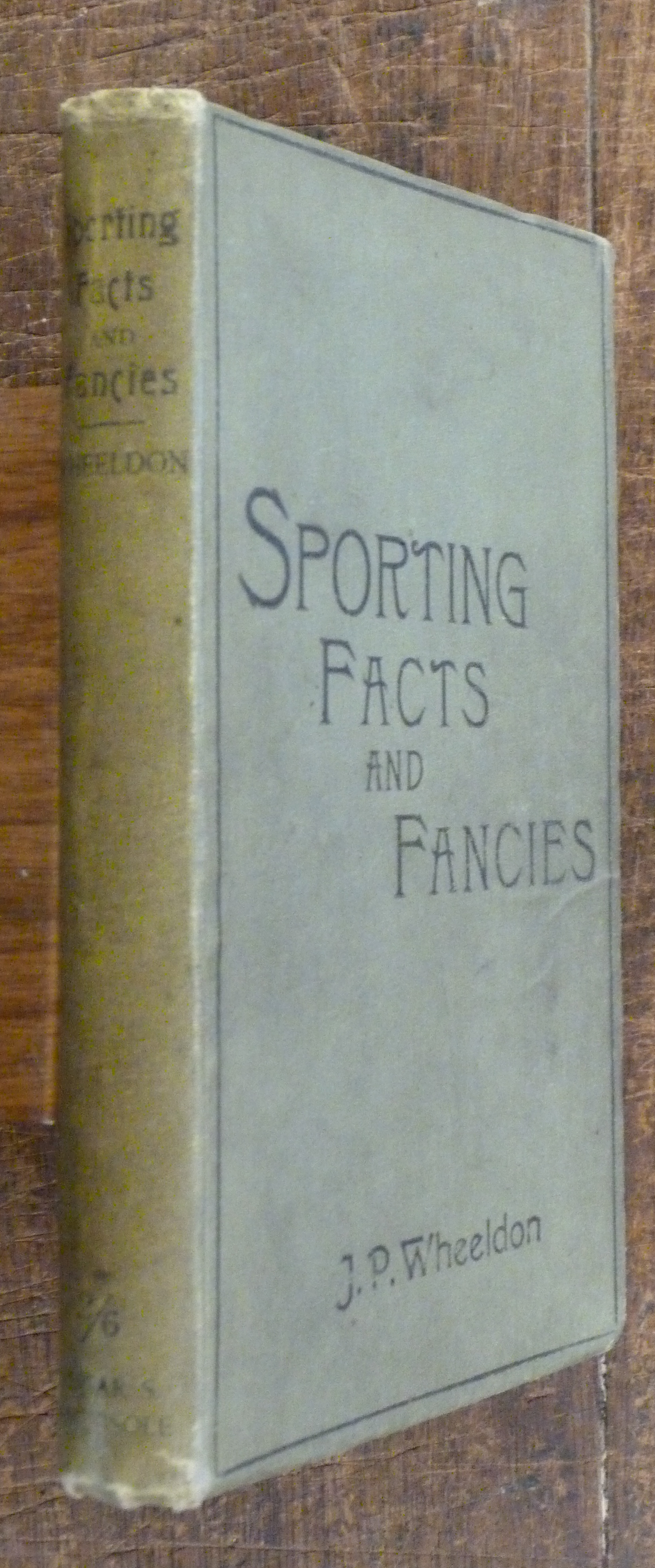 Image for Sporting Facts and Fancies