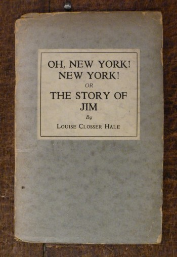 Image for Oh, New York! New York! Or The Story of Jim