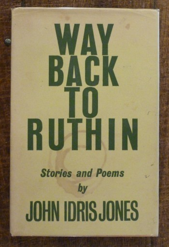 Image for Way Back to Ruthin Stories and Poems