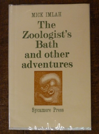 Image for The Zoologist's Bath and Other Adventures
