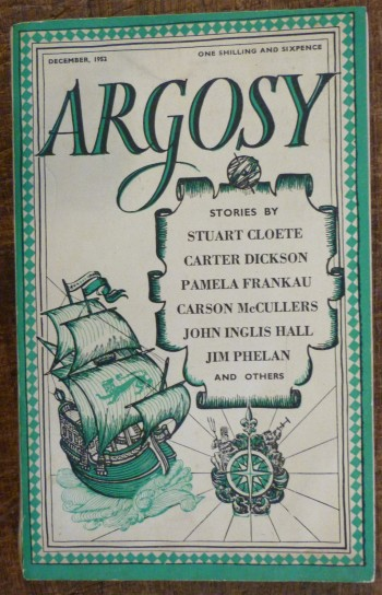 Image for Argosy for December 1952