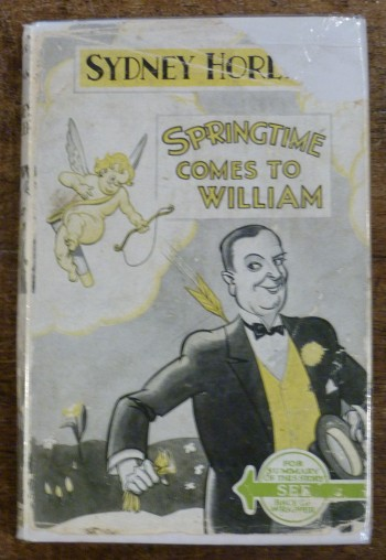 Image for Springtime Comes to William A Comedy