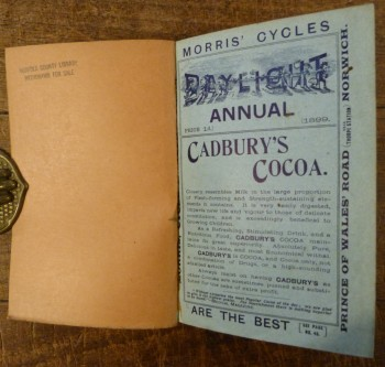 Image for Daylight Almanack and Annual for 1899