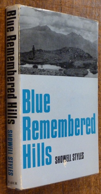 Image for Blue Remembered Hills
