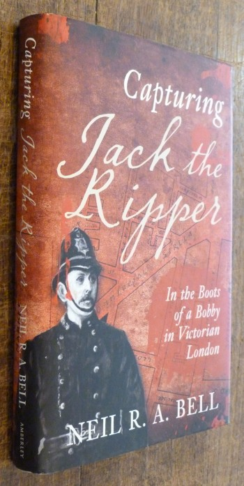 Image for Capturing Jack the Ripper In the Boots of a Bobby in Victorian London