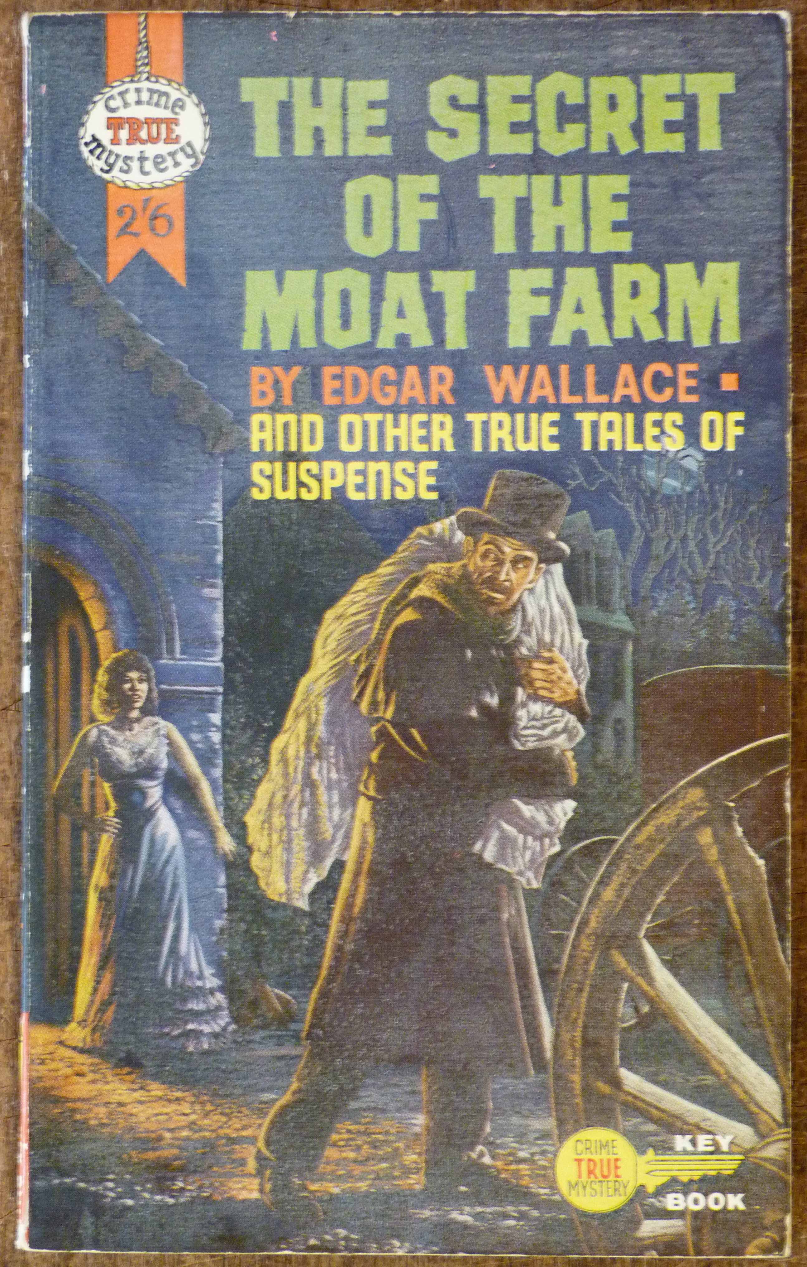 Image for The Secret of The Moat Farm and Other Stories
