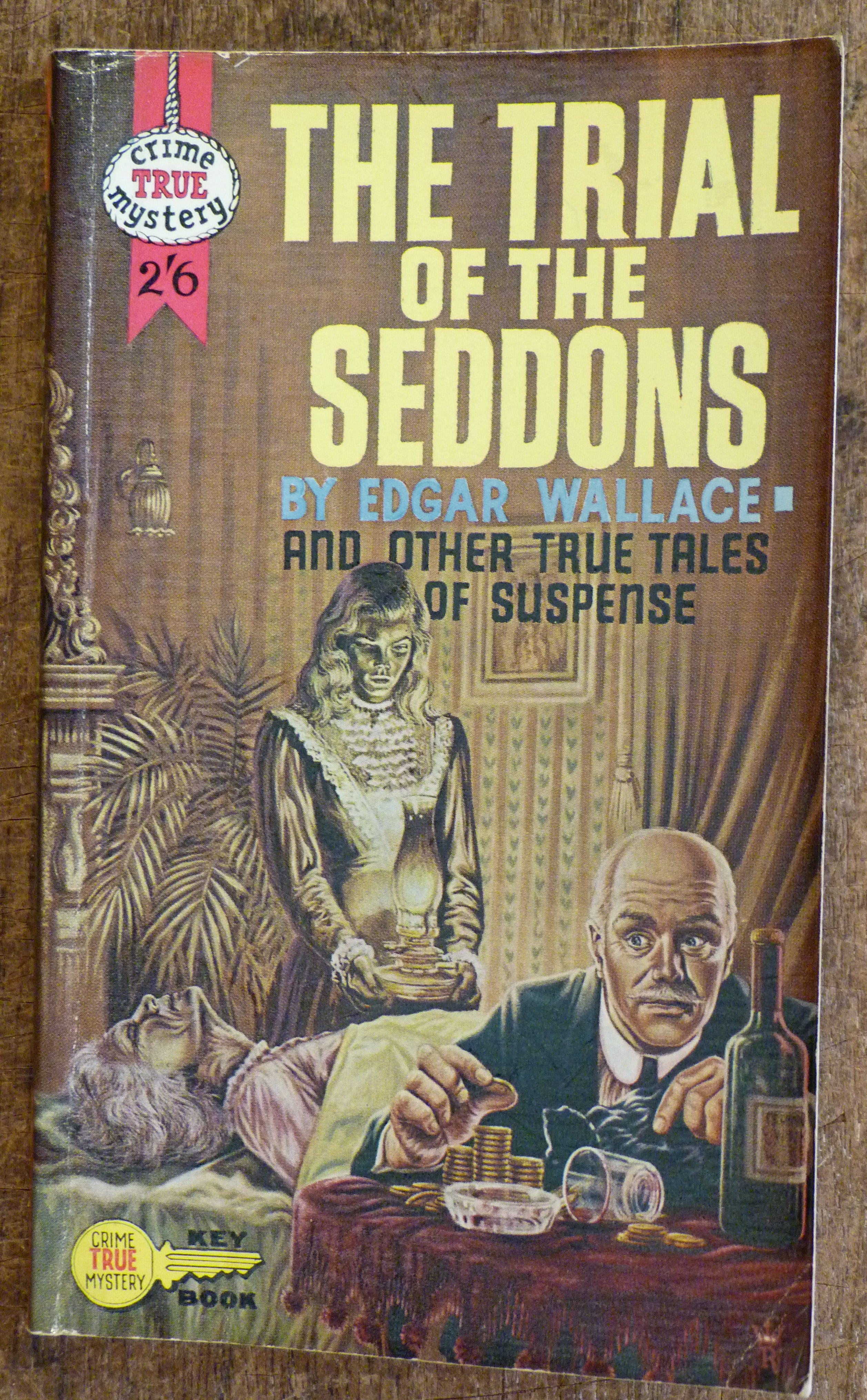Image for The Trial of The Seddons and Other Stories