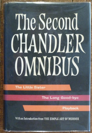 Image for The Second Chandler Omnibus