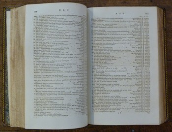 Image for An Index To The Remarkable Passages and Words Made Use of By Shakespeare.