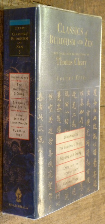 Image for Classics of Buddhism and Zen Volume Five: The Collected Translations of Thomas Cleary