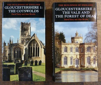 Image for Gloucestershire 1: The Cotswolds & Gloucestershire 2; The Vale and The Forest of Dean  (Pevsner Architectural Guides: Buildings of England)
