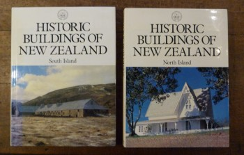 Image for Historic Buildings of New Zealand  South Island and North Island TWO VOLUMES
