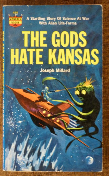 Image for The Gods Hate Kansas