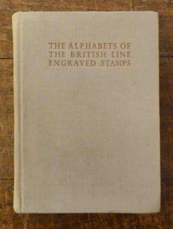 Image for The Alphabets of the British Line Engraved Stamps