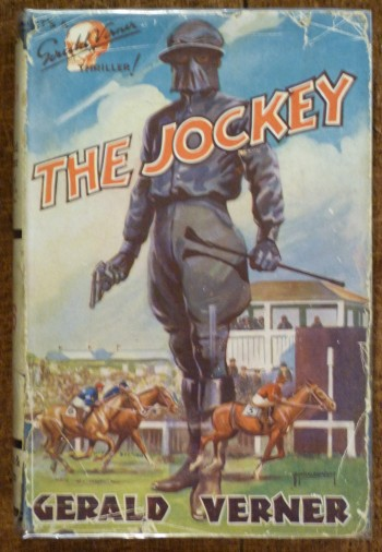 Image for The Jockey