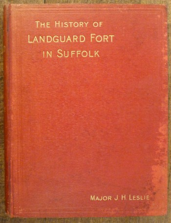 Image for The History Of Landguard Fort in Suffolk