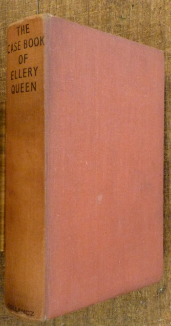 Image for The Case Book of Ellery Queen Part 1, The Adventures, Problems in Deduction