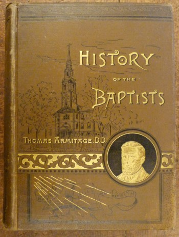 Image for History of the Baptists