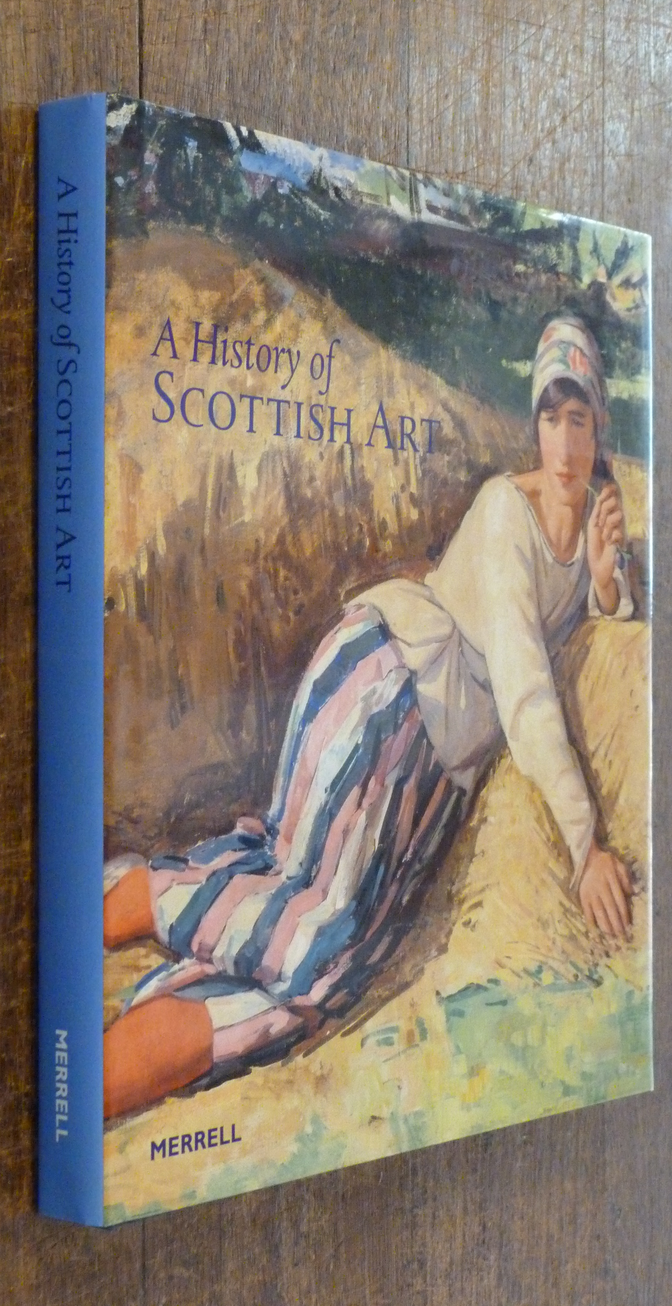 Image for A History of Scottish Art