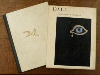Image for Dali  A Study of His Art-in-Jewels  The Collection of the Owen Cheatham Foundation