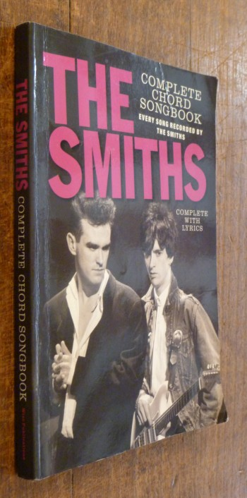 Image for The Smiths Complete Chord Songbook