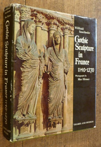 Image for Gothic Sculpture in France, 1140-1270 (Standard Library of Ancient & Classical Art)
