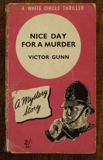 Image for Nice Day For A Murder