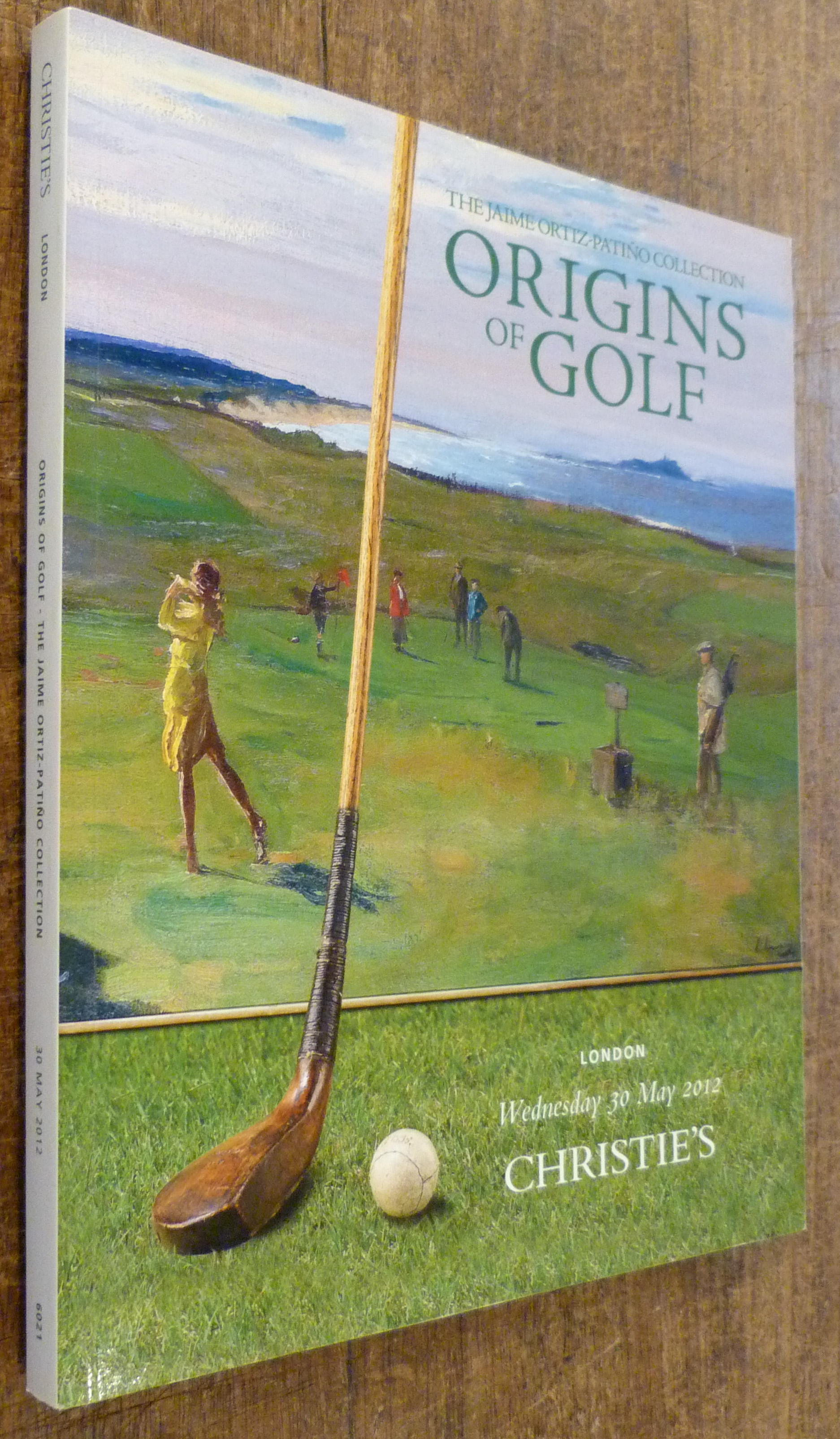 Image for The Jaime Ortiz-Patino Collection; Origins of Golf. Auction Wednesday 30 May 2012