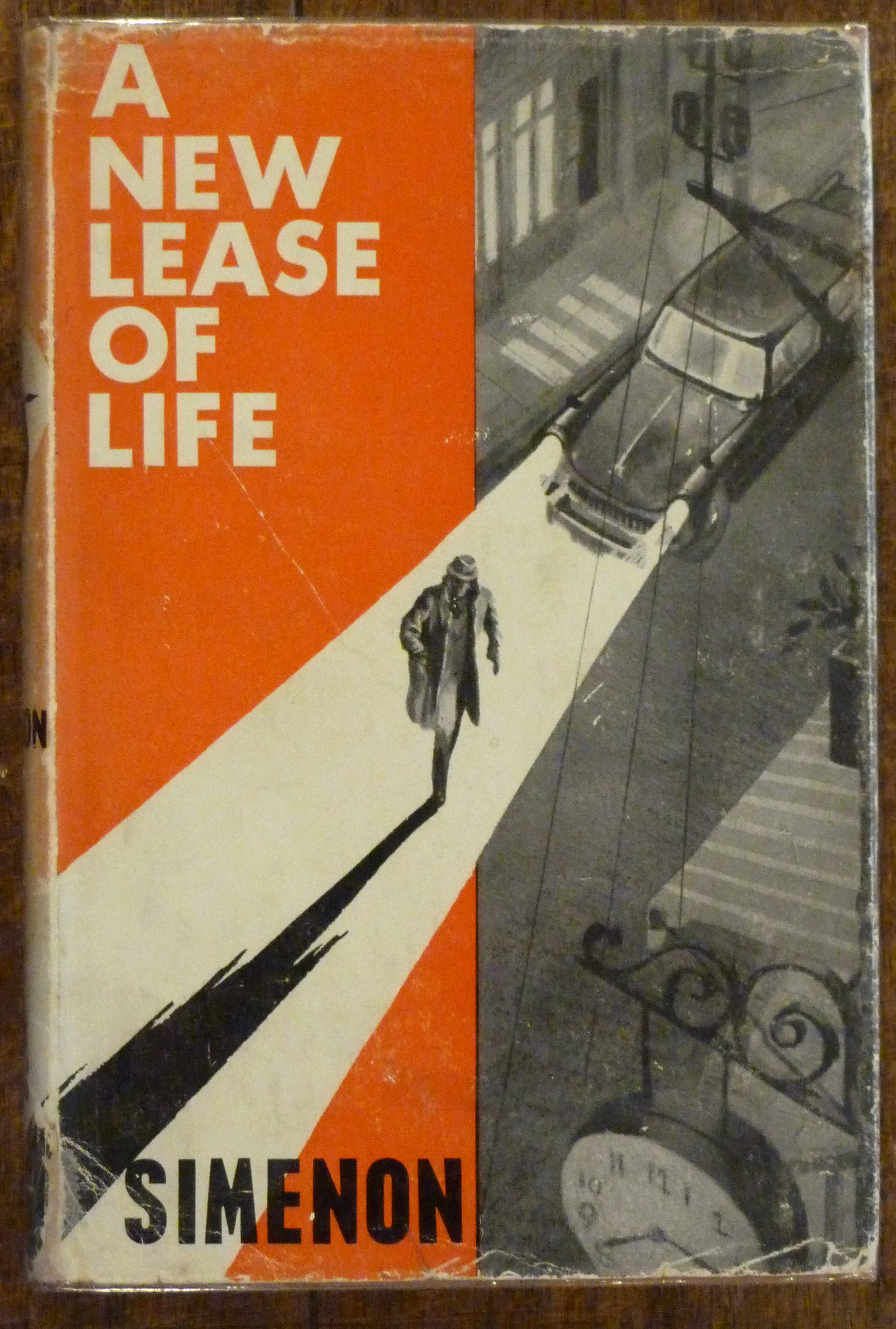 Image for A New Lease of Life (translated By  Joanna Richardson )