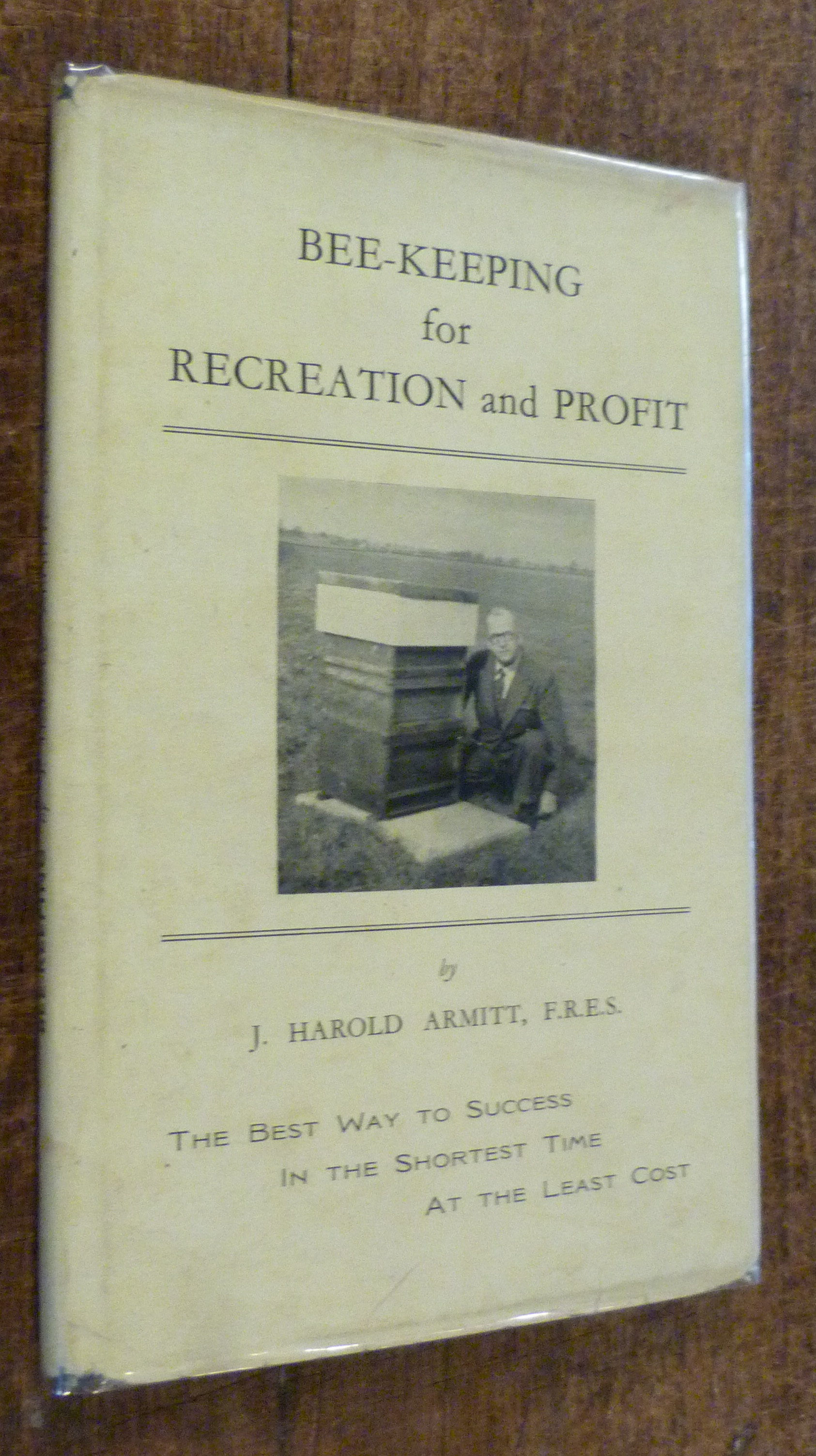 Image for Bee-Keeping for Recreation and Profit