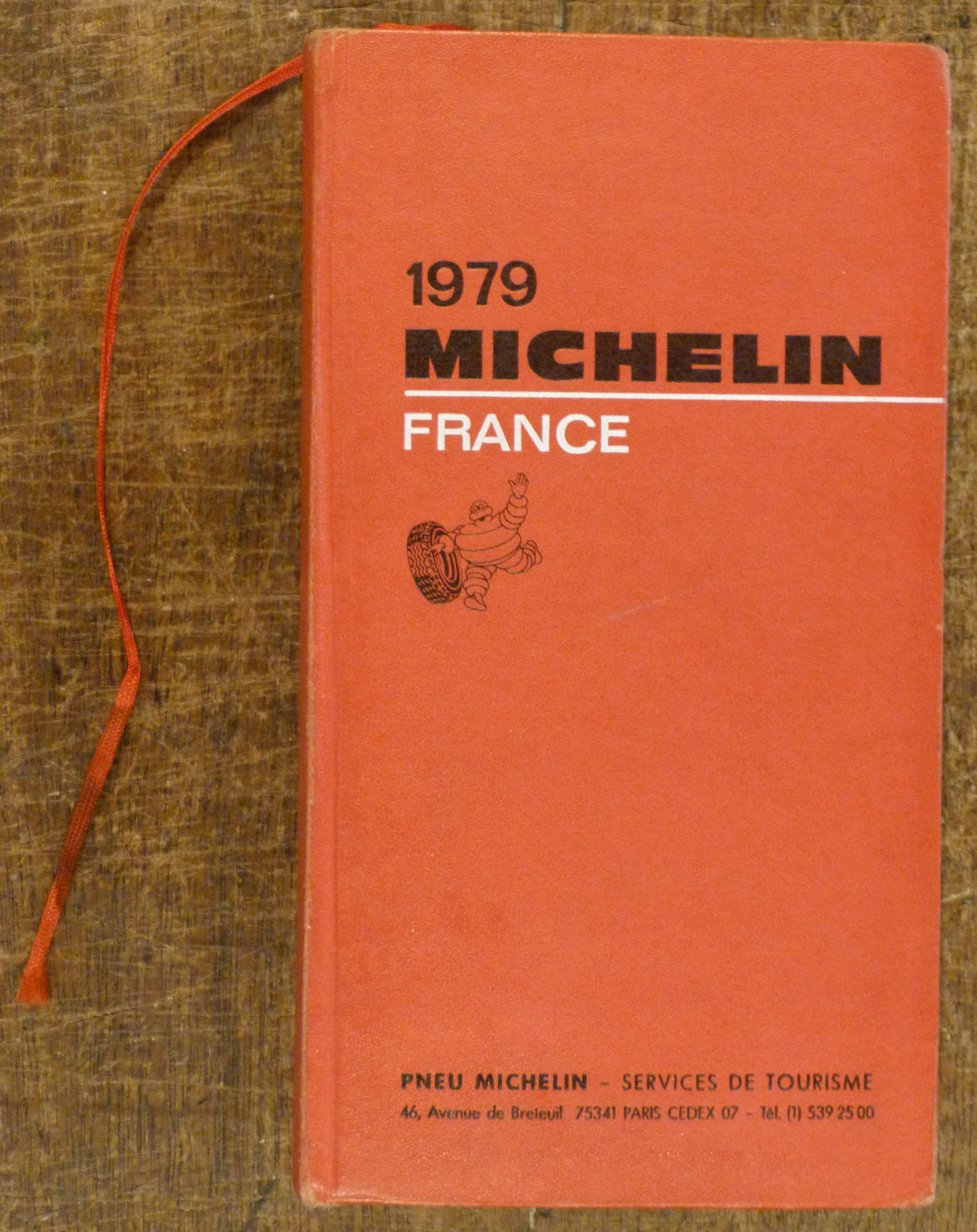 Image for 1979 Michelin France