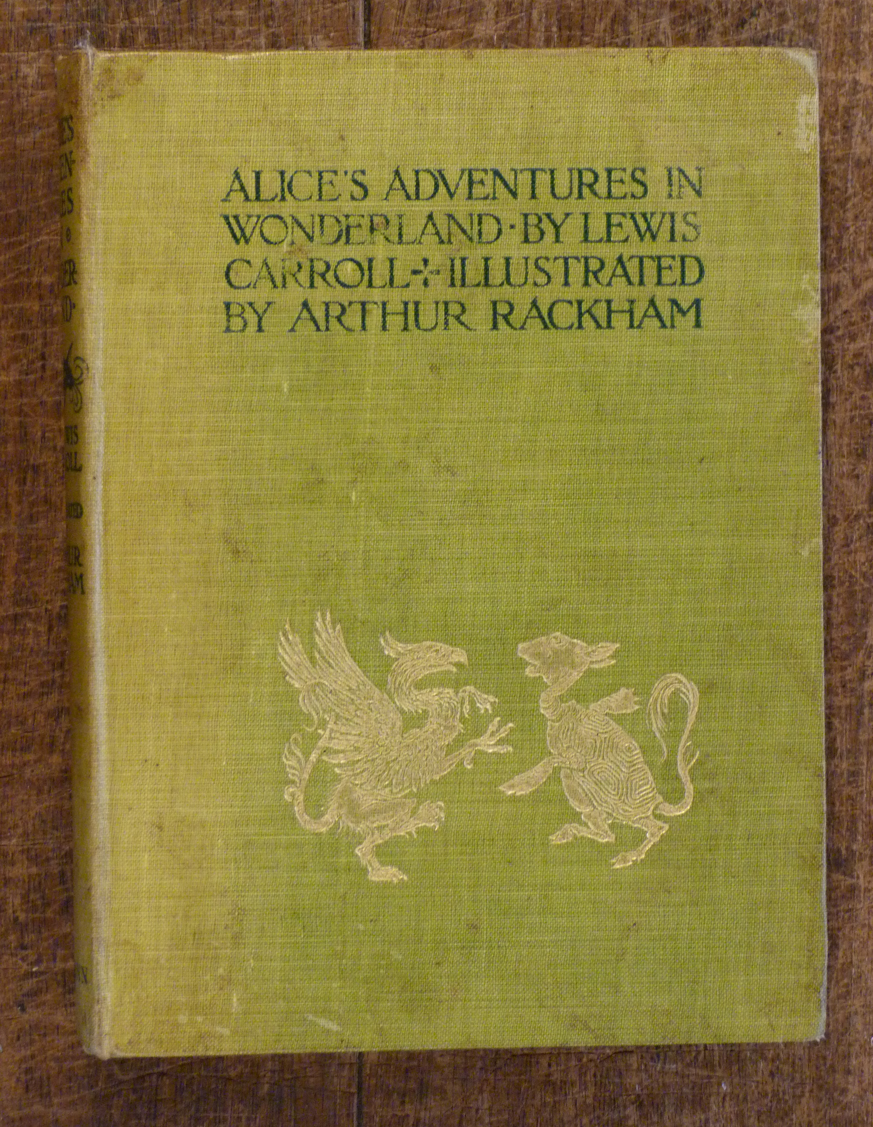 Image for Alice's Adventures Wonderland