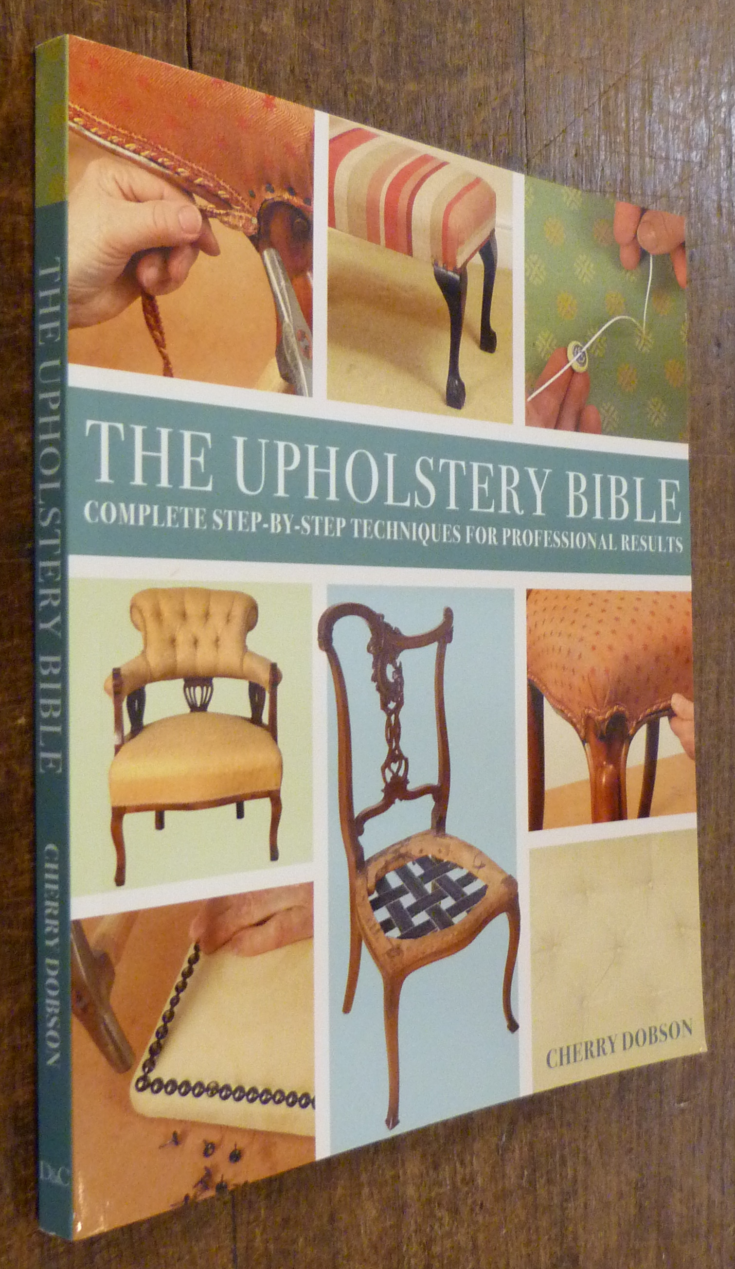 Image for The Upholstery Bible