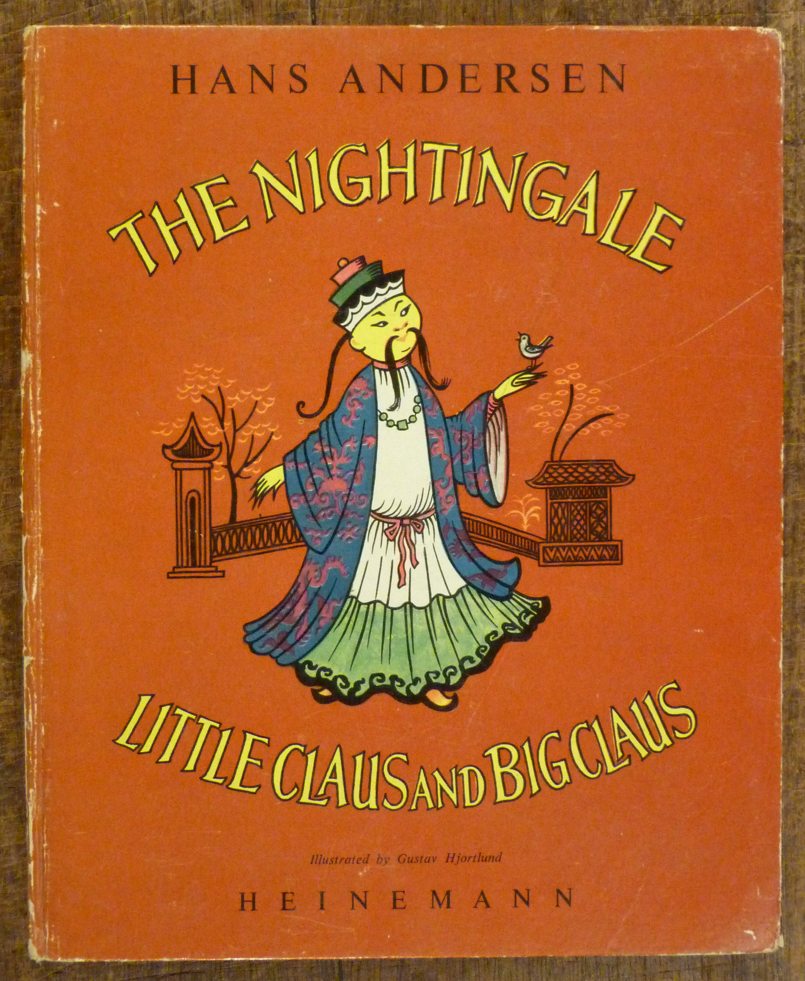Image for The Nightingale & Little Claus and Big Claus