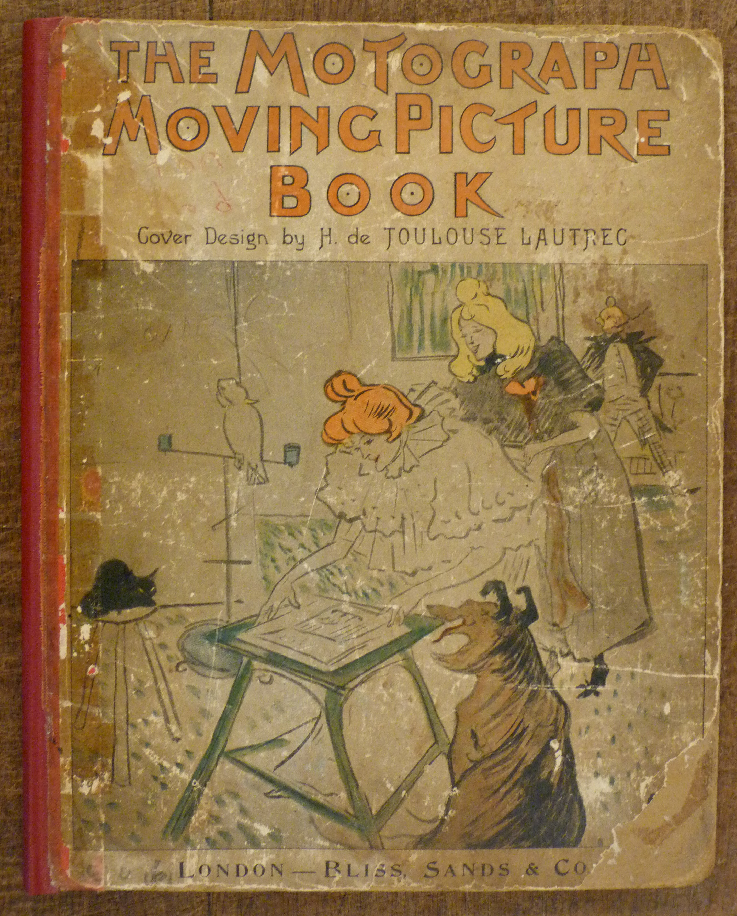 Image for The Motograph Moving Picture Book