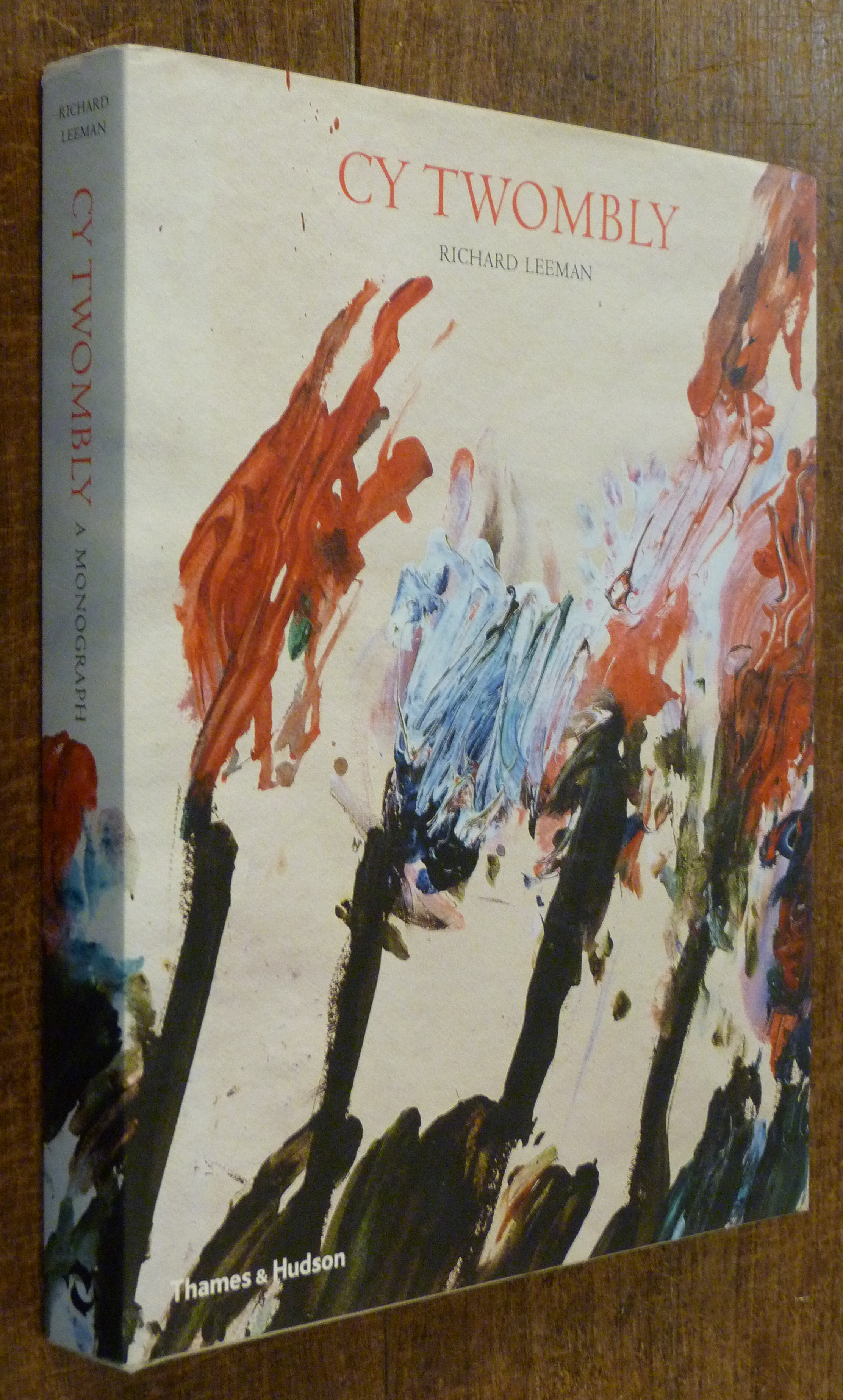 Image for Cy Twombly: A Monograph