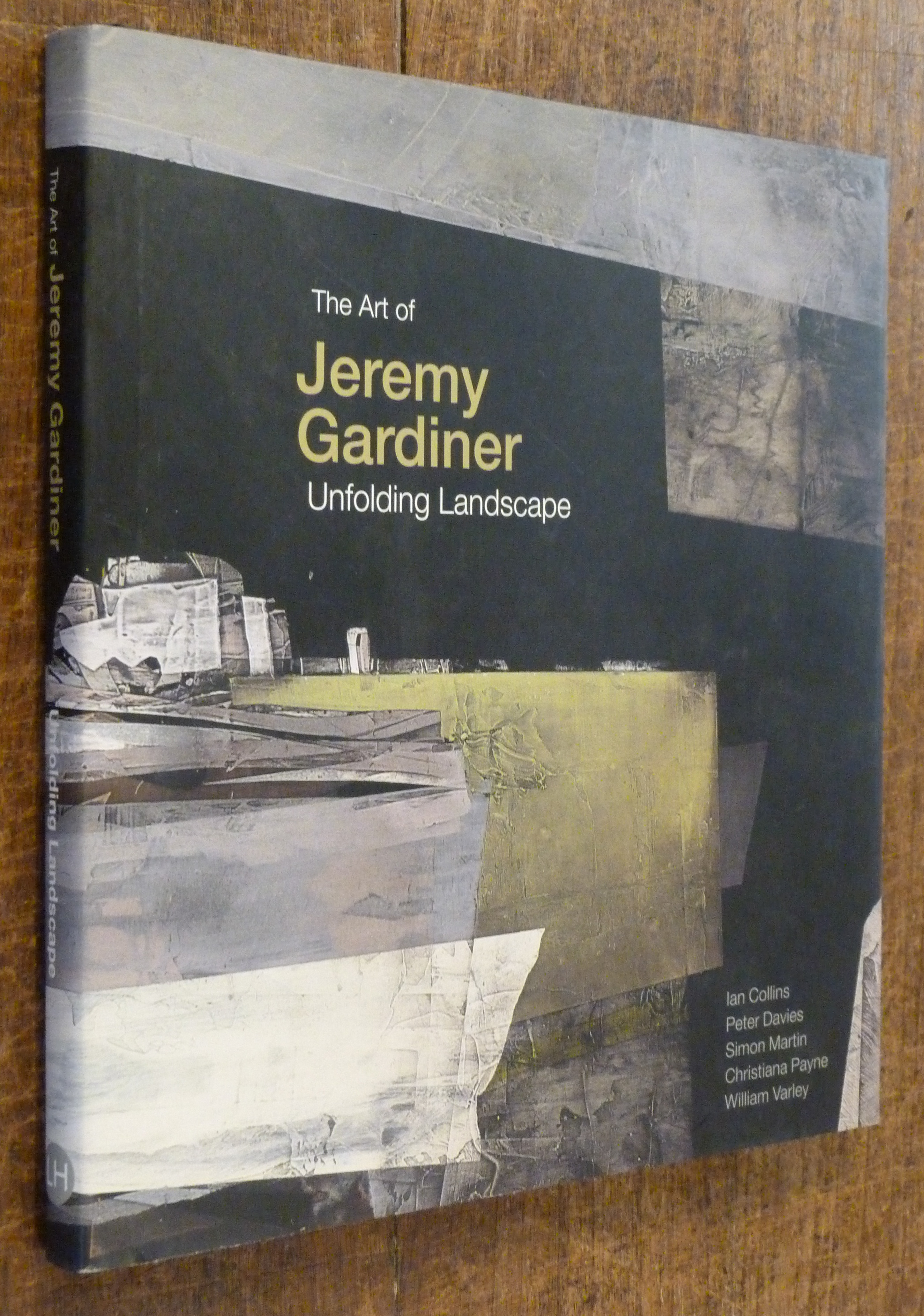 Image for The Art of Jeremy Gardiner Unfolding Landscape