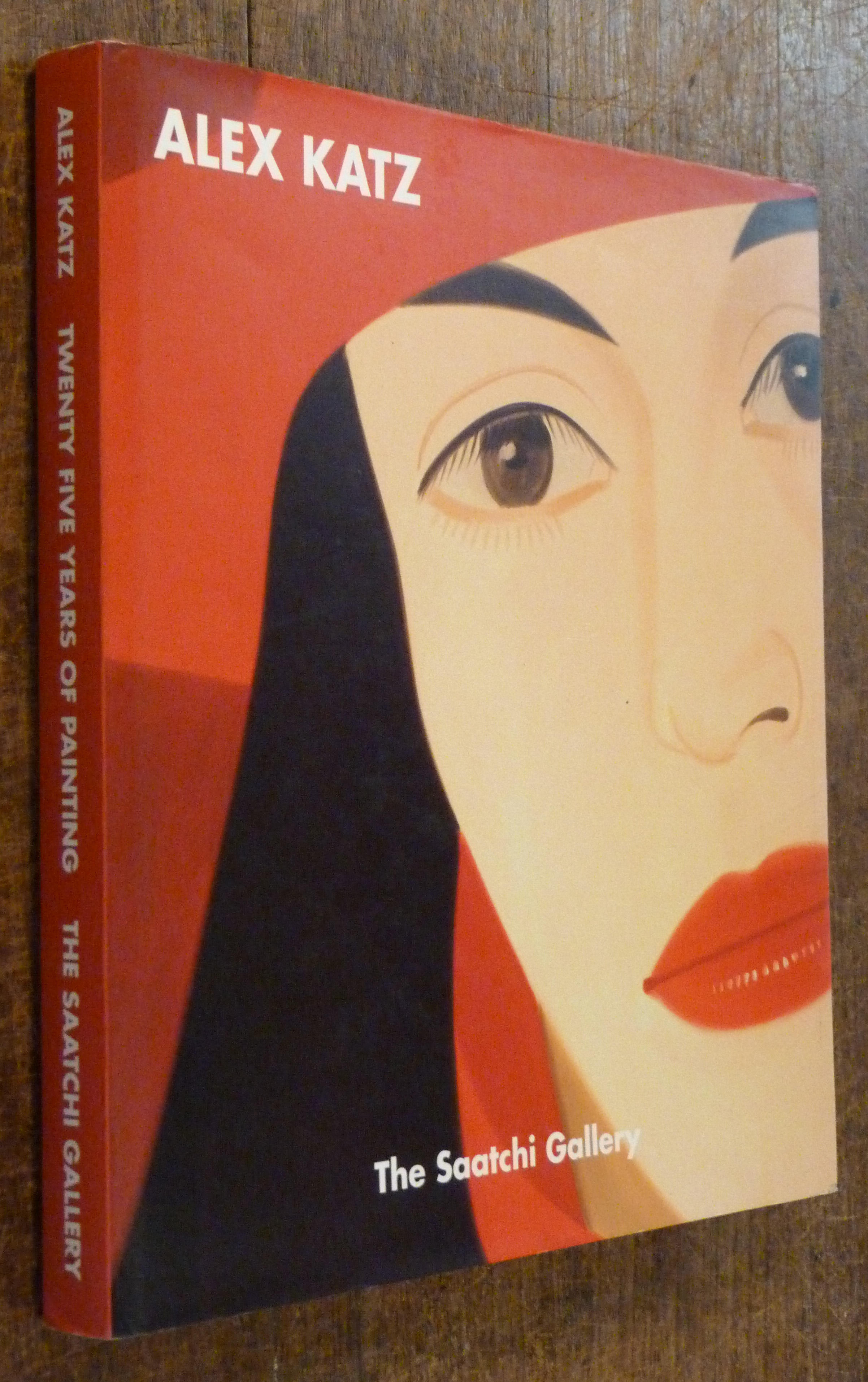 Image for Alex Katz: Twenty Five Years of Painting