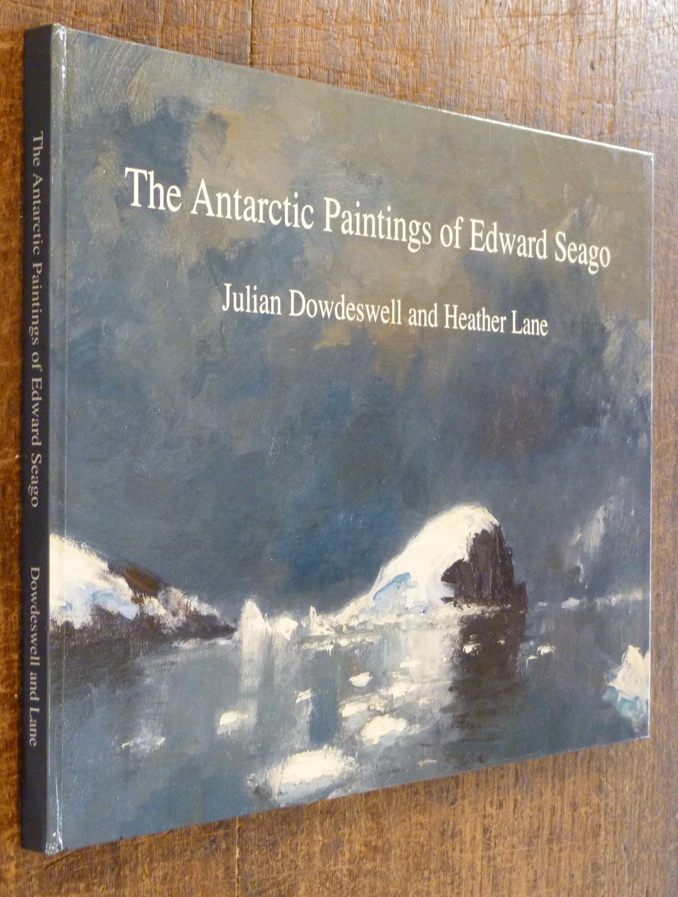 Image for The Antarctic Paintings of Edward Seago