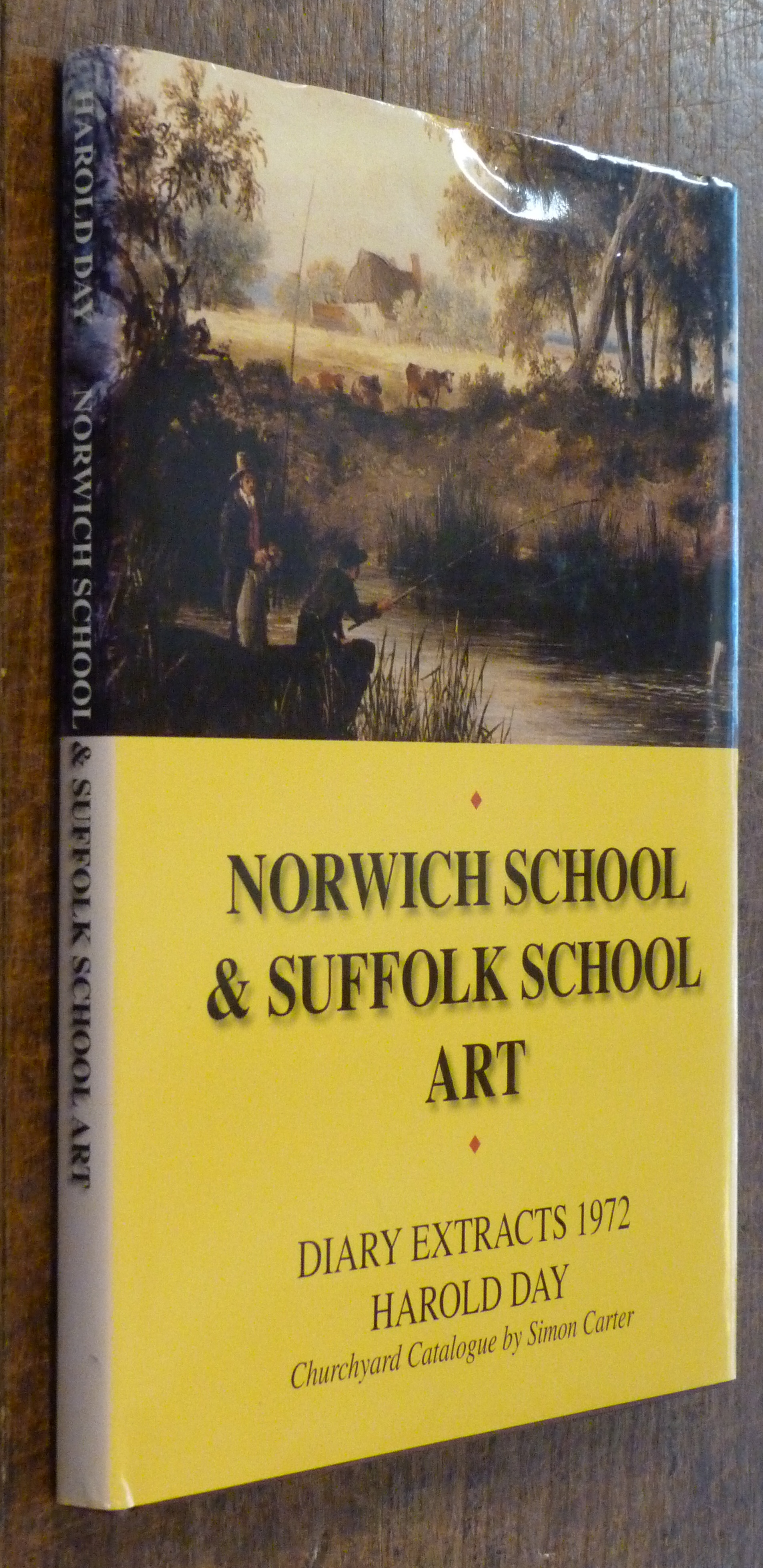 Image for Norwich School & Suffolk School Art  Diary Extracts 1972